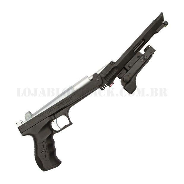 Pistola Airgun Beeman 5,5mm + Red Dot
