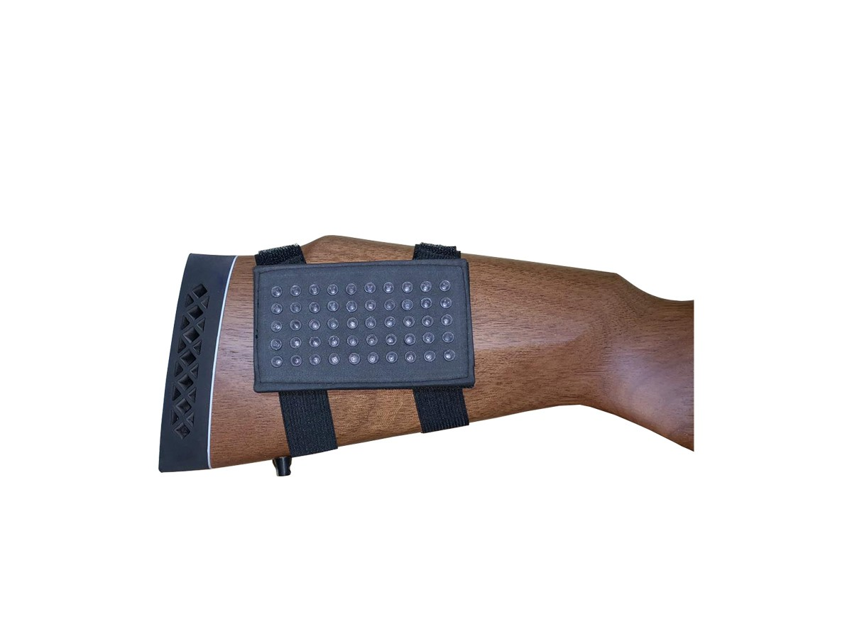Porta Chumbinho P/ Carabina Pressão 5,5mm + 5 pack chumbinho