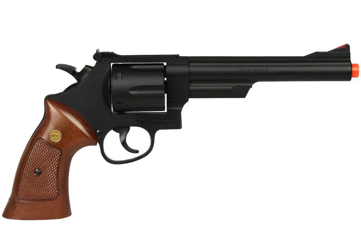 Revólver Airsoft Smith Wesson 44 Magnum Spring M29 UHC