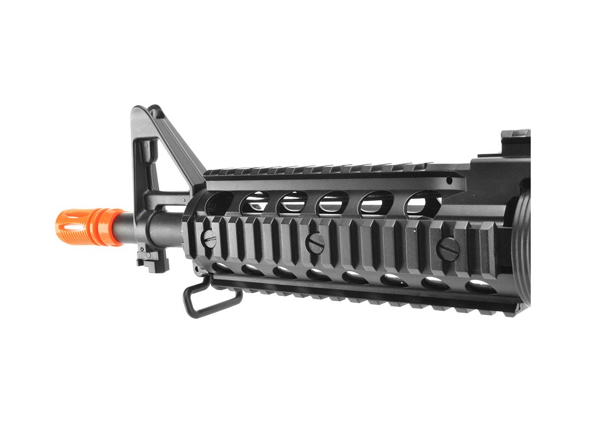 Rifle Airsoft Cyma M4 CQB Cm505 Rajada Aeg Elétrica 6mm K3