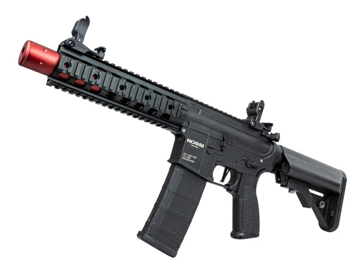 Rifle Airsoft M4 Rossi Ar15 Neptune 8p Aeg Rajada 6mm K2