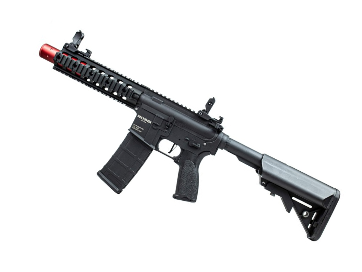Rifle Airsoft M4 Rossi Ar15 Neptune 8p Aeg Rajada 6mm K6