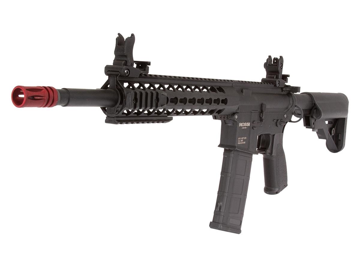 Rifle Airsoft M4 Rossi Ar15 Neptune Keymod10 Rajada 6mm