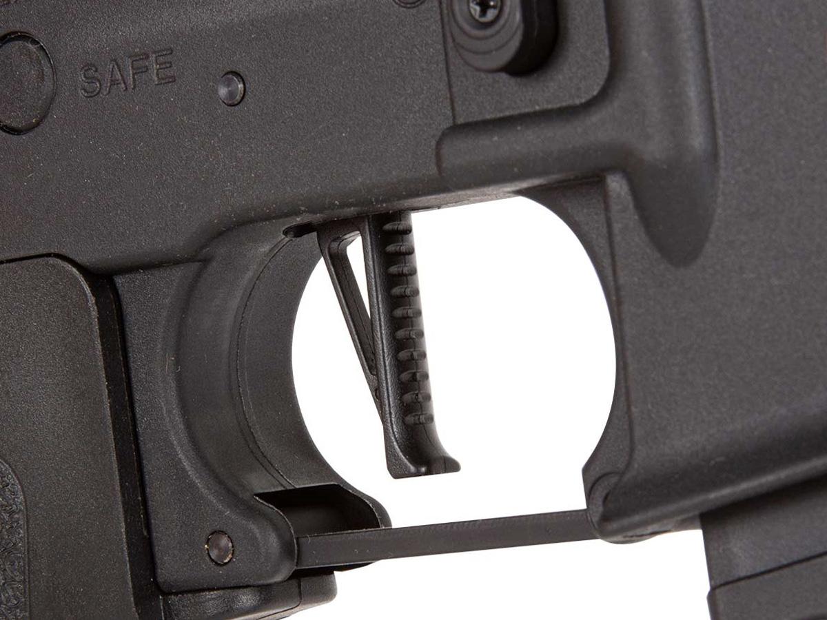 Rifle Airsoft M4 Rossi Ar15 Neptune Keymod10 Rajada 6mm K1