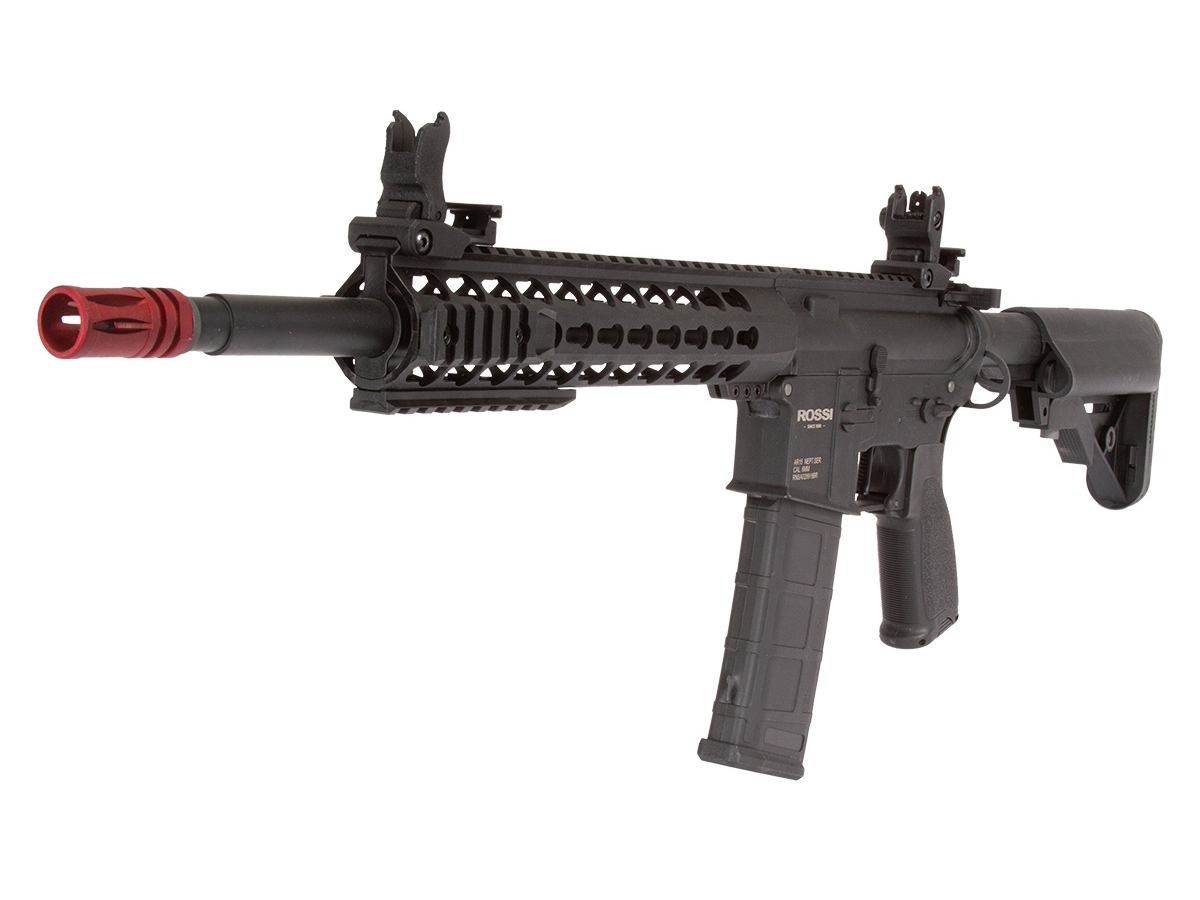 Rifle Airsoft M4 Rossi Ar15 Neptune Keymod10 Rajada 6mm K5