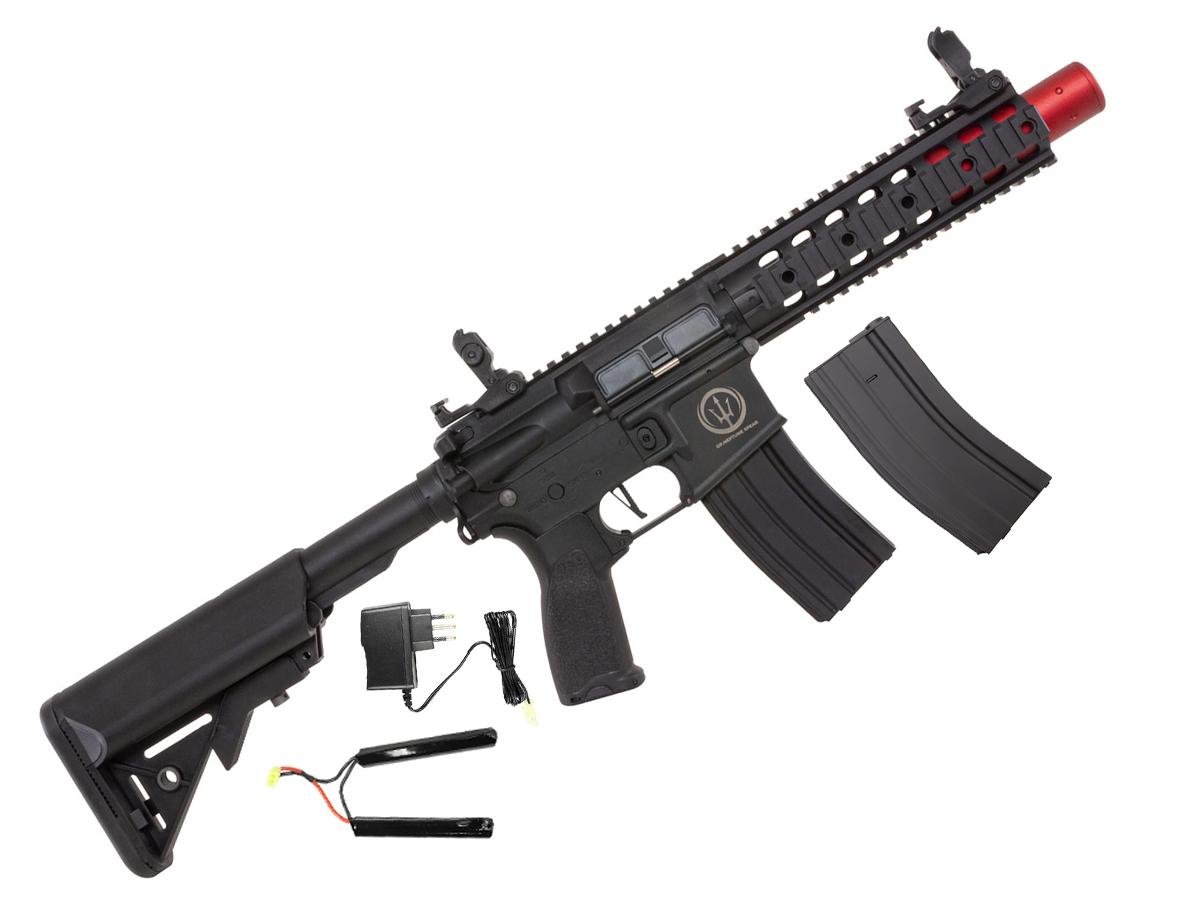 Rifle de Airsoft AEG M4 AR15 Neptune 8p SD