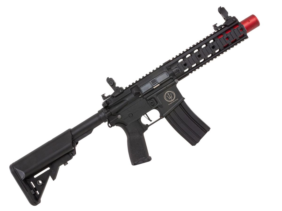 Rifle de Airsoft AEG M4 AR15 Neptune 8p SD + 5000 Bbs 0,12g loja Blowback