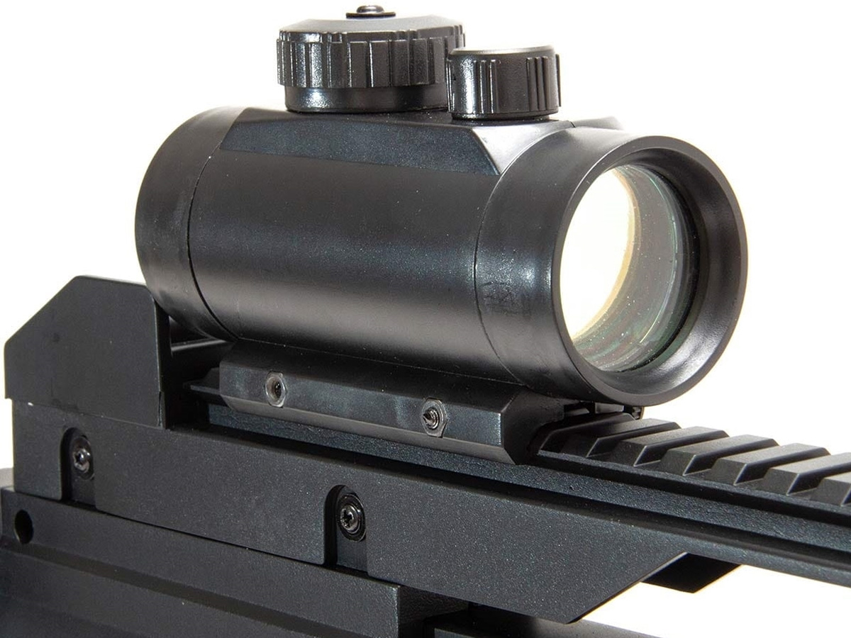 Rifle de Airsoft G36 Elétrica Cm021 Rajada Aeg Cyma 6mm K10