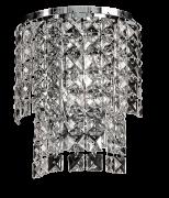 Arandela de Cristal Legítimo K9 Transparente  - (5048 T)