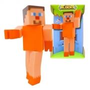 Boneco Estilo Minecraft Modelo Super Blocks - Adijomar