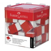 Borracha com Cinta Max 24 Unidades - Faber Castell