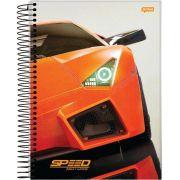 Caderno Universitário Epeed Motors 10 Matérias C/200fls.