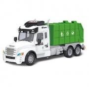 Caminhão Coleta de Lixo Controle Remoto c/ Luz e Som