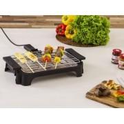 Churrasqueira Elétrica 127V Petit Grill Plus - com Grelha