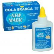 Cola Branca New Magic 40g 6 unidades - GR Quimica