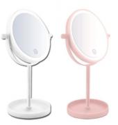Espelho de Mesa com Led redondo