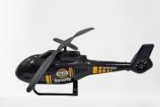 Helicóptero Polícia 22 Cm Plástico - 122614 - Altimar