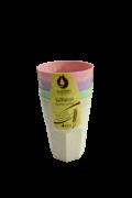 Jogo 4 Copos Plástico Colorido - Dubai