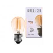 Lâmpada de Filamento g45 4w 2400k-Nordecor