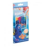 Lápis de Cor Procurando Dory 12 Cores - Tris