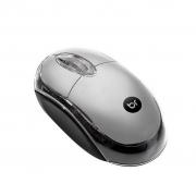 Mouse Usb Prata Bright 107