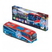 Ônibus 3D Miniatura Colecionável 6 Peças  - Positiva Geral