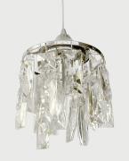 Pendente de Cristal Legítimo K9 Transparente - (7008-1 T)