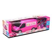 Pink Pet Van Pete Shop Móvel