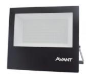REFLETOR LED SLIM 150W 11250 LUMENS 6500K BIV.AUT 100-240v