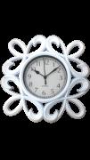 Relógio de Parede 25cm Plástico - Dubai