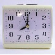 Relógio Despertador  de Mesa Retangular