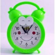 Relógio Despertador de Mesa  Sapinho