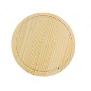Tabua redonda de bambu gourmet- Dubai