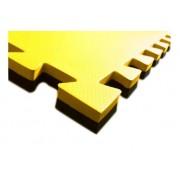 Tapete EVA 100cm x 100cm x1cm Amarelo - Ibel