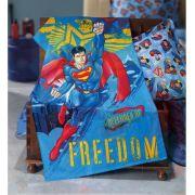 Toalha de  Banho Infantil Felpudo - Superman