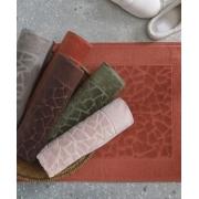Toalha para piso jacquard confort 50x70cm - Dohler