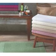 Toalha para piso jacquard prime 50x70cm - Dohler