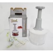 Triturador manual de alimentos- Dubai
