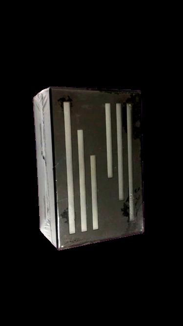 Arandela Kitte Diagonal - Metaldomado