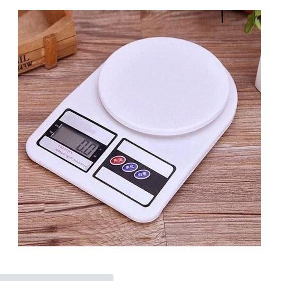 Balança Digital Precisão Eletrônica Até 10kg Promoção