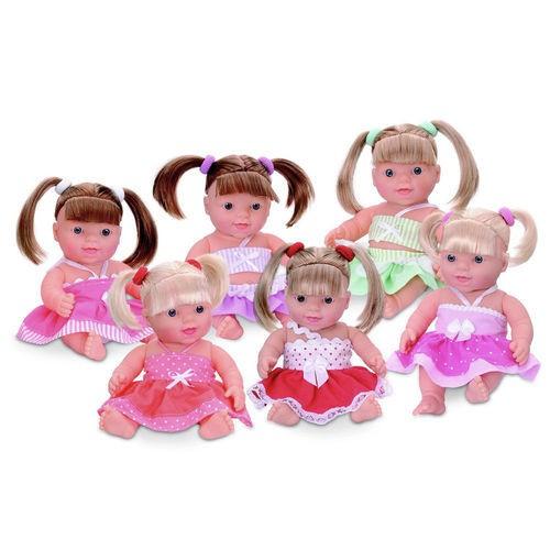 Boneca Encantada - Miketa