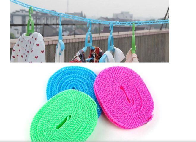 Corda de Nylon Varal Cores Sortidas  - Dubai