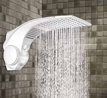 Duo Shower Quadra Multi lorenzetti 127v 5500w
