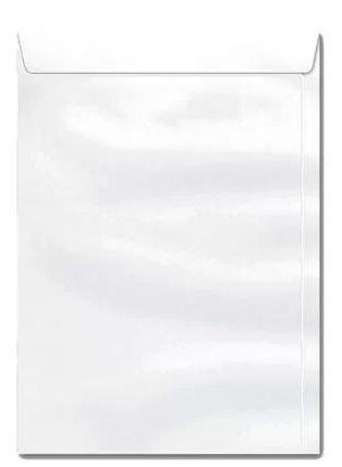 Envelope Branco 22cmx32cm c/ 10 Envelopes - Via Brasil