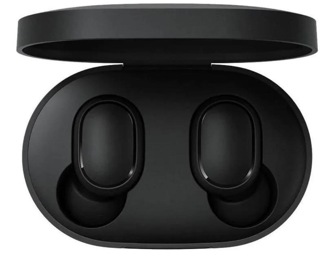 Fone De Ouvido in-ear Bluetooth Preto Original 100% Testado