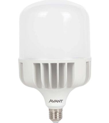 Lâmpada Led Bulbo 100W 6500K Luz Branca Alta Potência- Avant