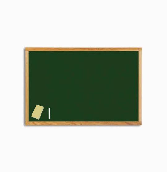 Lousa Quadro Verde 35x45cm