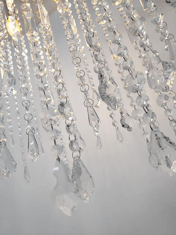 Lustre De Cristal Legítimo K9