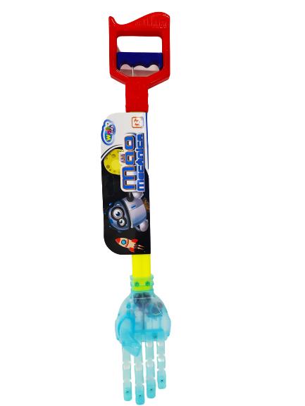 Mão Mecânica Com Luz E Som Infantil  58cm Well Kids