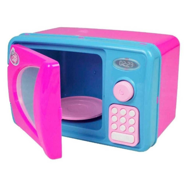 Micro-ondas Le Chef - Usual Brinquedos